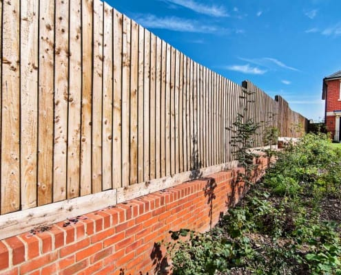 Residential Fencing Chelmsford